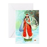 Winter Enchantress Greeting Cards (Pk of 10)