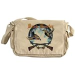 Duck hunter 2 Messenger Bag