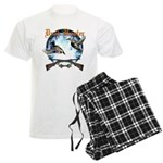 Duck hunter 2 Men's Light Pajamas