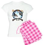 Duck hunter 2 Women's Light Pajamas