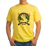 Duck hunter 2 Yellow T-Shirt