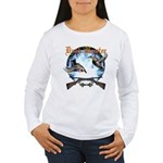 Duck hunter 2 Women's Long Sleeve T-Shirt