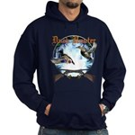 Duck hunter 2 Hoodie (dark)