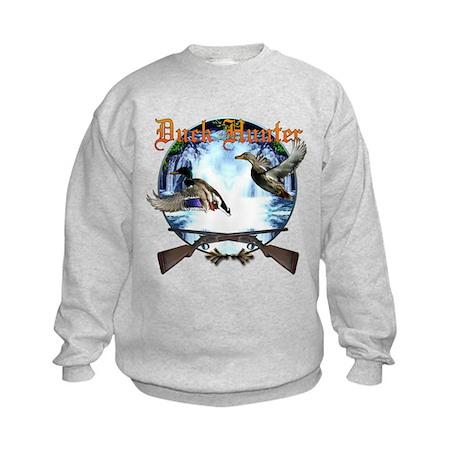 Duck hunter 2 Kids Sweatshirt