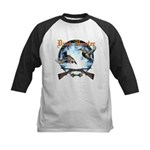 Duck hunter 2 Kids Baseball Jersey
