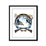 Duck hunter 2 Framed Panel Print