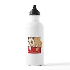 Best Pet Sitter Sports Water Bottle