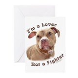 I'm a Lover Greeting Cards (Pk of 20)
