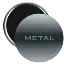 "Metal 2.25"" Magnet (10 pack)"
