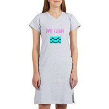 TOP Dive Clean Women's Nightshirt