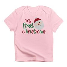 My First Christmas Infant T-Shirt