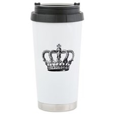 Queen Ceramic Travel Mug