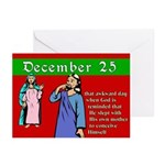 Dec 25: That Awkward Day (10 Pack)