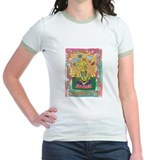 Namaste Dog Yoga T