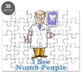 I See Numb People Puzzle