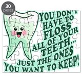 Funny Dentist Quote Puzzle
