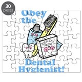 Obey the Dental Hygienist Puzzle