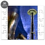 Space Needle & EMP Puzzle