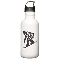 Live to Ride Water Bottle