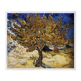 The Mulberry Tree Throw Blanket