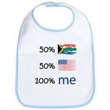Cute African country Bib