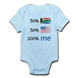 Cute South african Infant Bodysuit