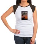 Atlanta Nights Women's Cap Sleeve T w/ Excerpt