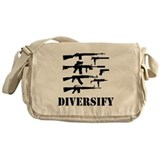 Diversify Messenger Bag