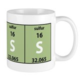 Chemistry Boss Small Mug