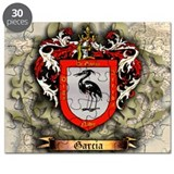 Garcia Coat of Arms Puzzle