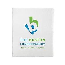 Boston Conservatory Throw Blanket