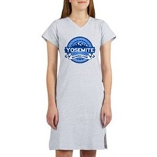 Yosemite Blue Women's Nightshirt