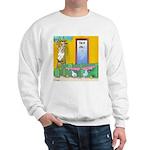 Lab Rats Wallpaper Sweatshirt