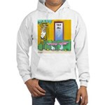 Lab Rats Wallpaper Hooded Sweatshirt