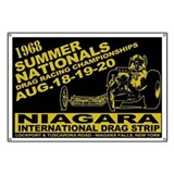 Niagara Drag Strip Banner