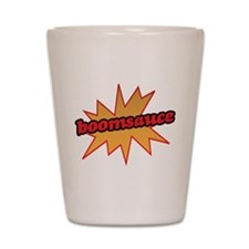 Boomsauce - Explosion Shot Glass