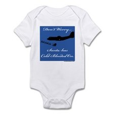 Santa's Cold-Blooded & the AC-130 Infant Bodys