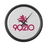 90210 Large Wall Clock