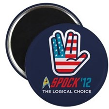"Spock for President 2.25"" Magnet (100 pack)"