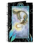 Deep Sea Moon Mermaid Journal