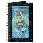 Jade Moon Mermaid Journal