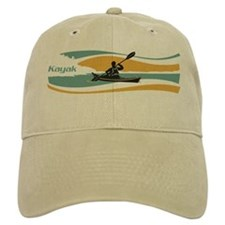 Kayak Sunrise Baseball Cap