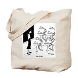 DNA Testing Tote Bag