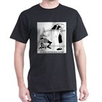 Court Reporter Whisperer Dark T-Shirt