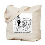 Who Says They Shoot Horses? Tote Bag