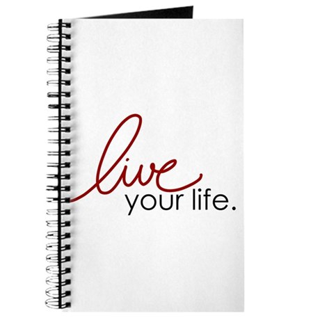 Live Your Life Journal