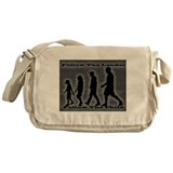Follow the Child Messenger Bag