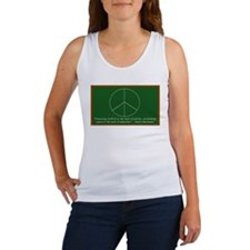 Montessori Peace Women's Tank Top