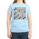 Crossword Puzzle T-Shirt