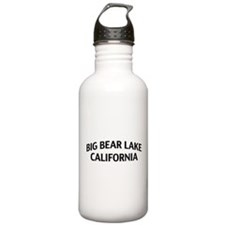 Big Bear Lake California Water Bottle